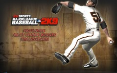 Major League Baseball 2K9 / 1600x1200