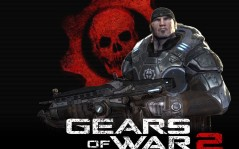 Marcus Fenix, Gears of War 2 / 1600x1200