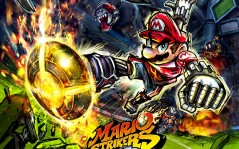 Mario Strikers Charged / 1280x1024