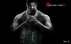 Маркус Феникс Gears of War 3 / 1920x1200