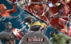Marvel Ultimate Alliance 2 / 1600x1200