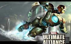 Марвел Ultimate Alliance, Iron Man / 1600x1200