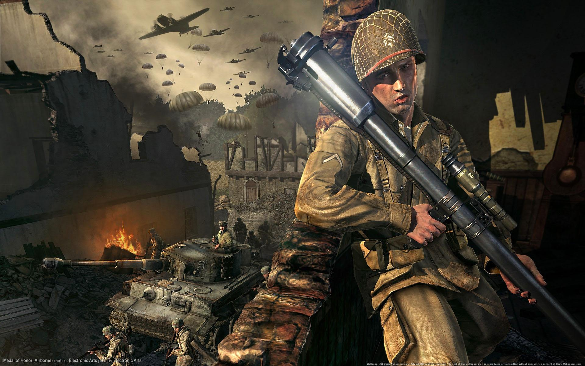 ���� Medal of Honor Airborne 1920x1200