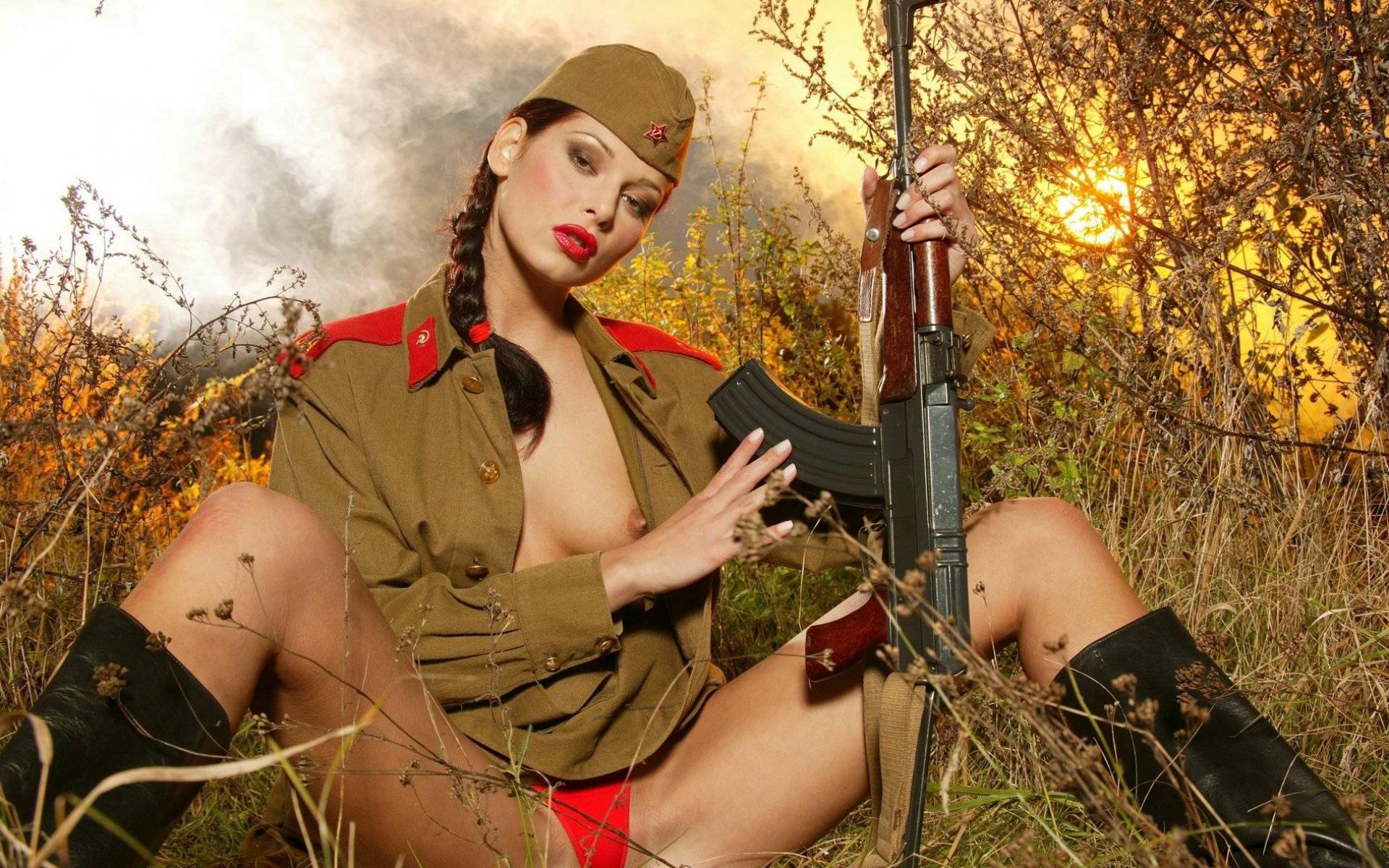 Русское порно в армии с солдат с медсестрой 15 фотография