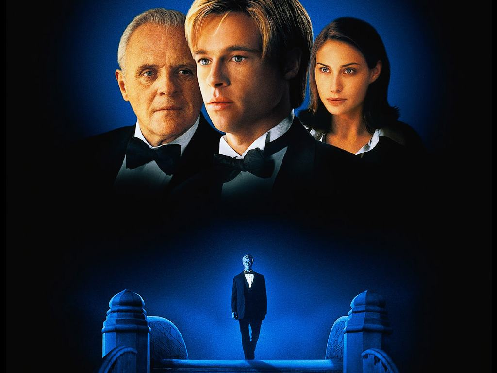 Обои Meet Joe Black 1024x768