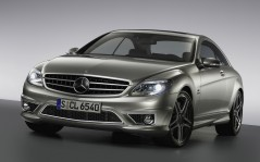 Mercedes Benz CL65 / 1600x1200