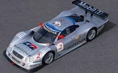 Mercedes-Benz CLK GTR Top / 1600x1200