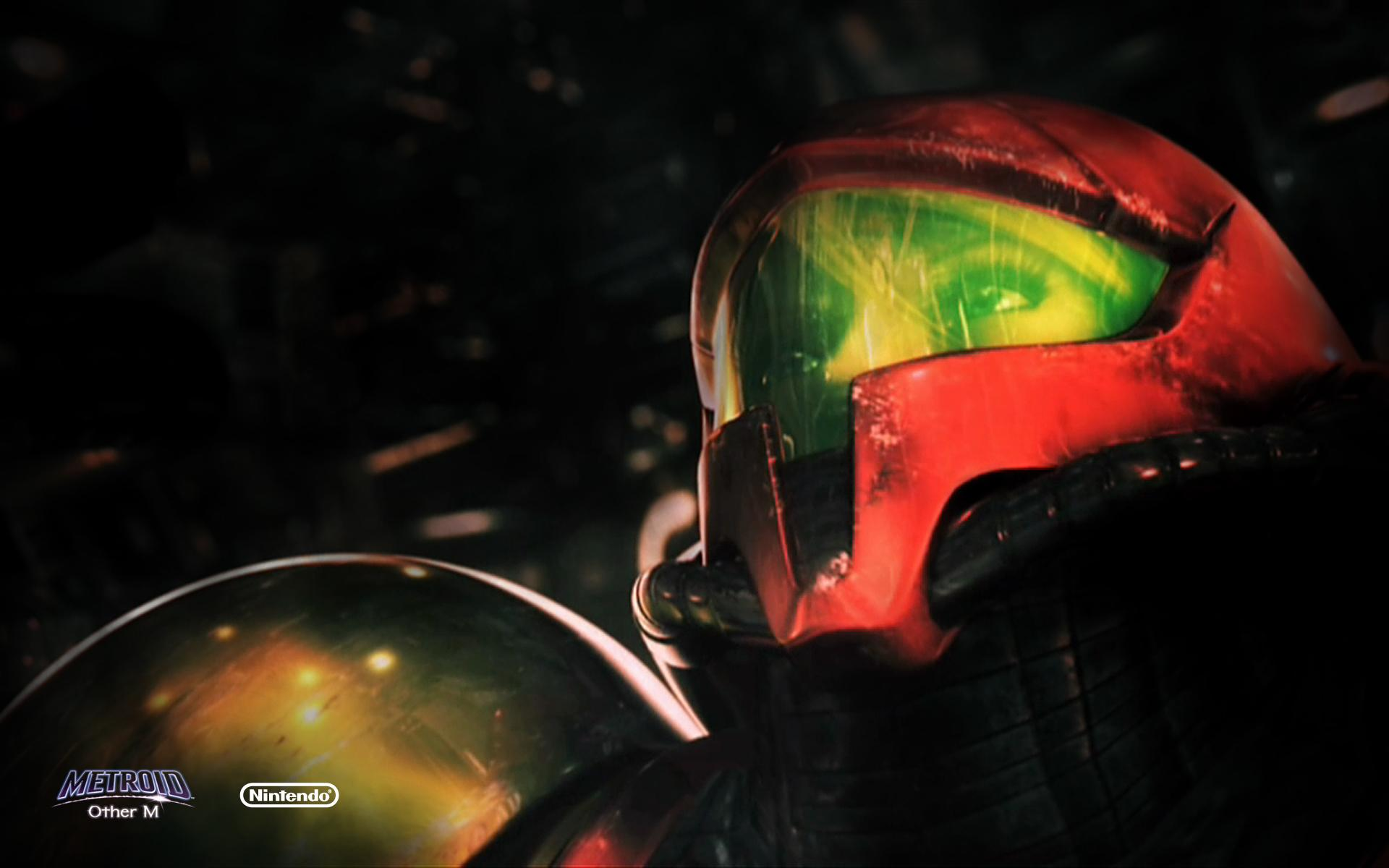 ���� Metroid: Other M 1920x1200