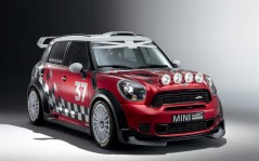 MINI-Countryman-WRC-2011 / 1600x1200