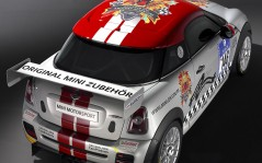 MINI-John-Cooper-Works-Coupe(c зади ) / 1600x1200