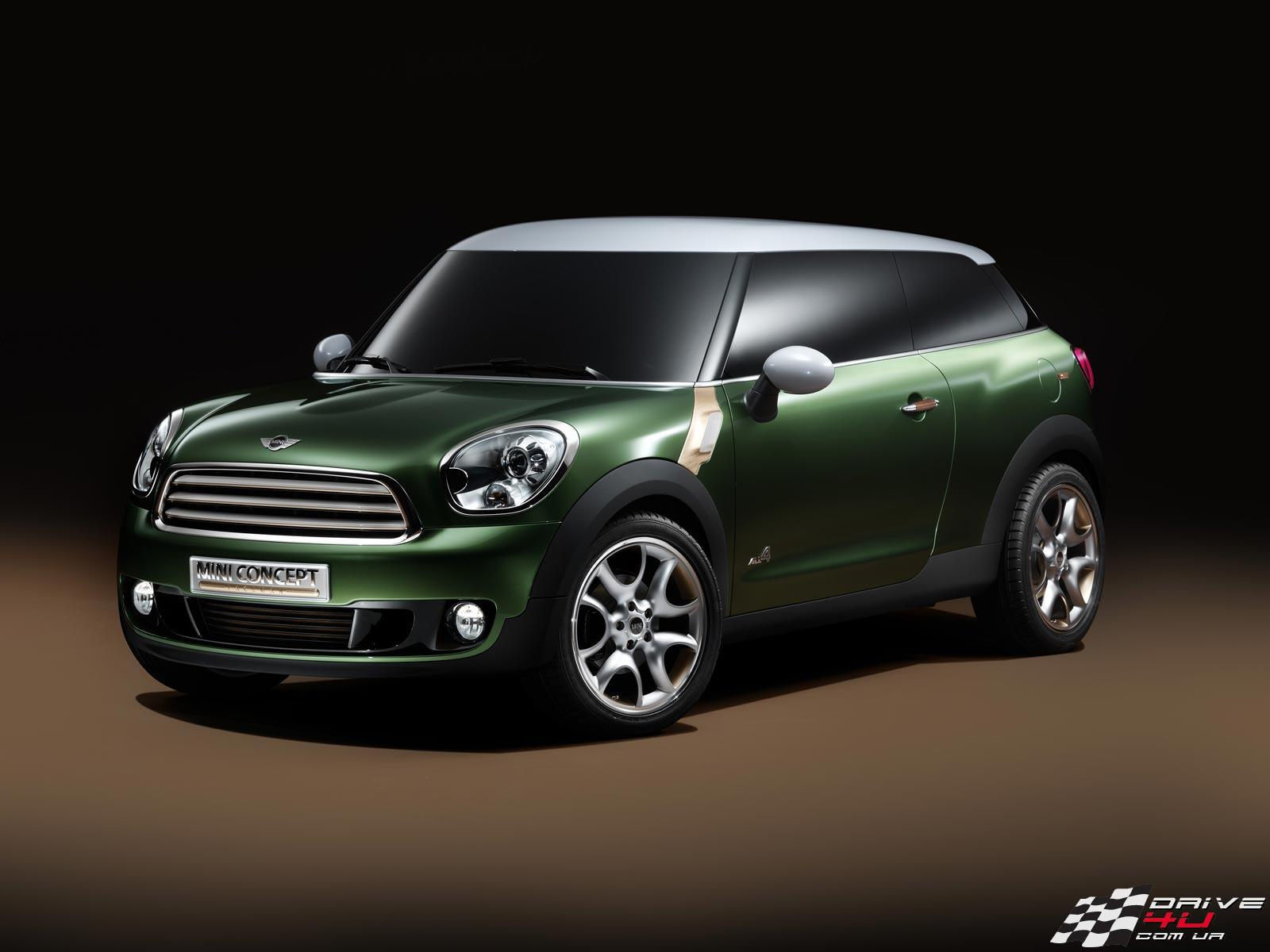 ���� MINI-Paceman-Concept-2011-Sports-Activity-Coupe 1600x1200