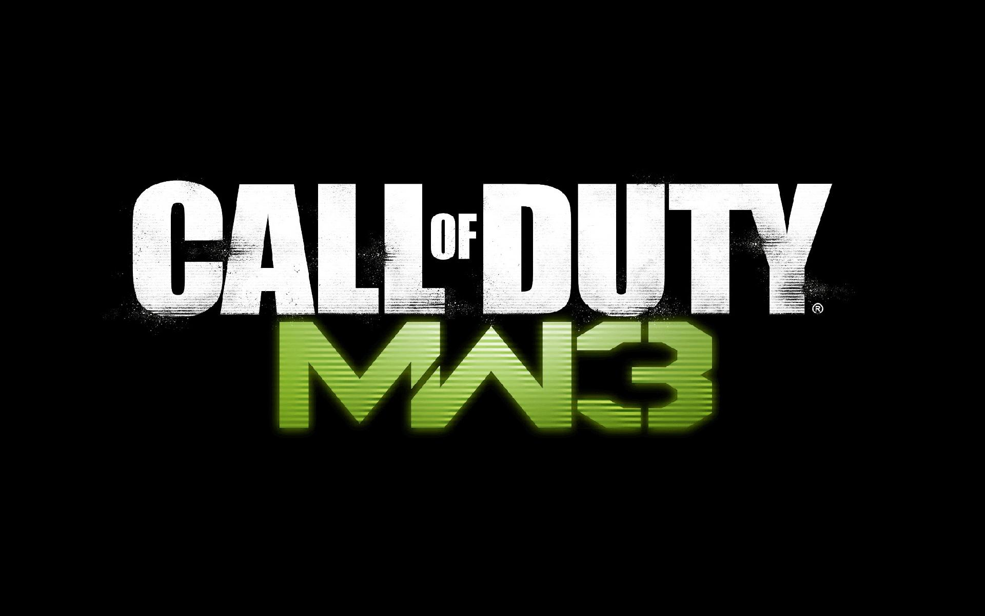 ���� Modern warfare 3, call of duty 1920x1200