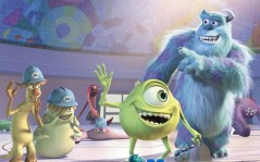 Monsters Inc / 1024x768