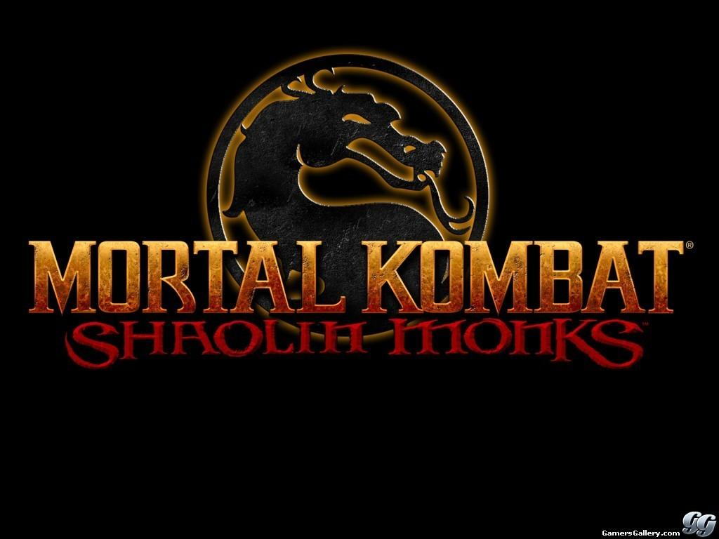 Обои Mortal Kombat: Shaolin Monks 1024x768