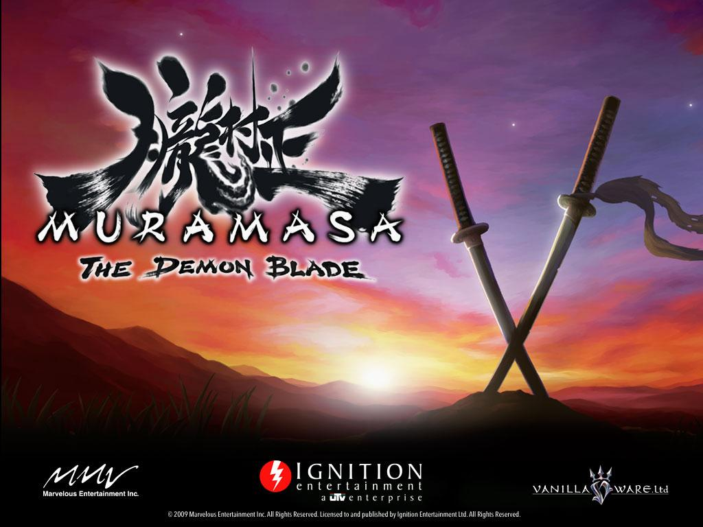 Обои Muramasa The Demon Blade 1024x768