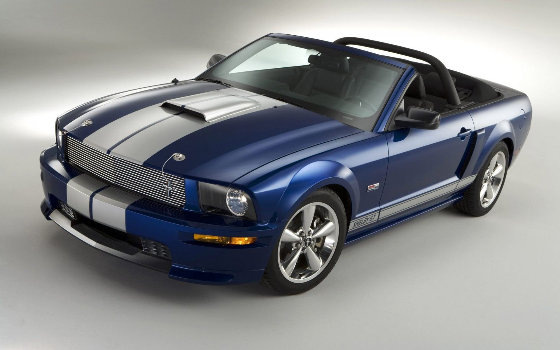 Обои Mustang Shelby Gt 1920x1200