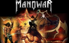 Музыкальной heavy metal группы Manowar / 1600x1200