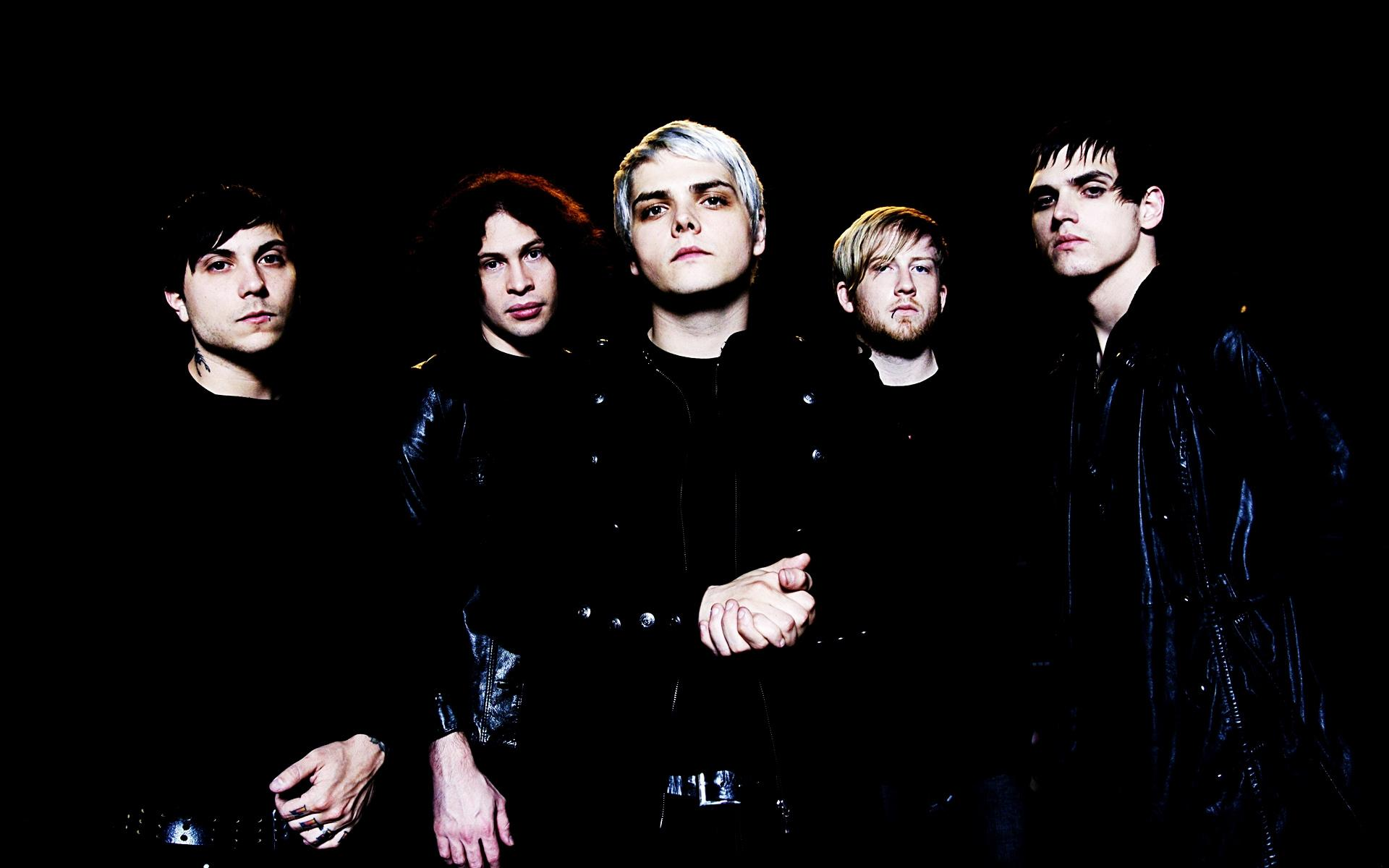 Обои My Chemical Romance 1920x1200