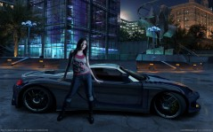 На тему игры Need for speed carbon / 1680x1050