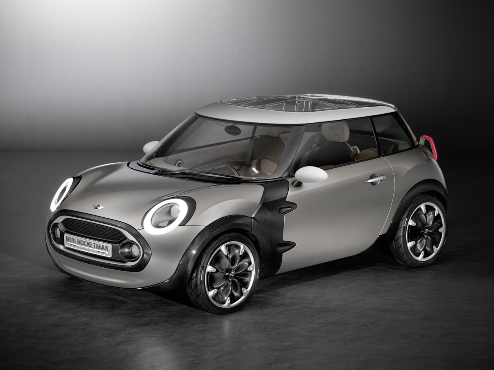 Обои НАВИНКИ 2011-MINI-Rocketman-Concept 1600x1200