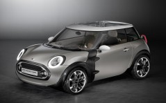 НАВИНКИ 2011-MINI-Rocketman-Concept / 1600x1200