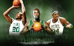 NBA, Boston Seltics / 1600x1200