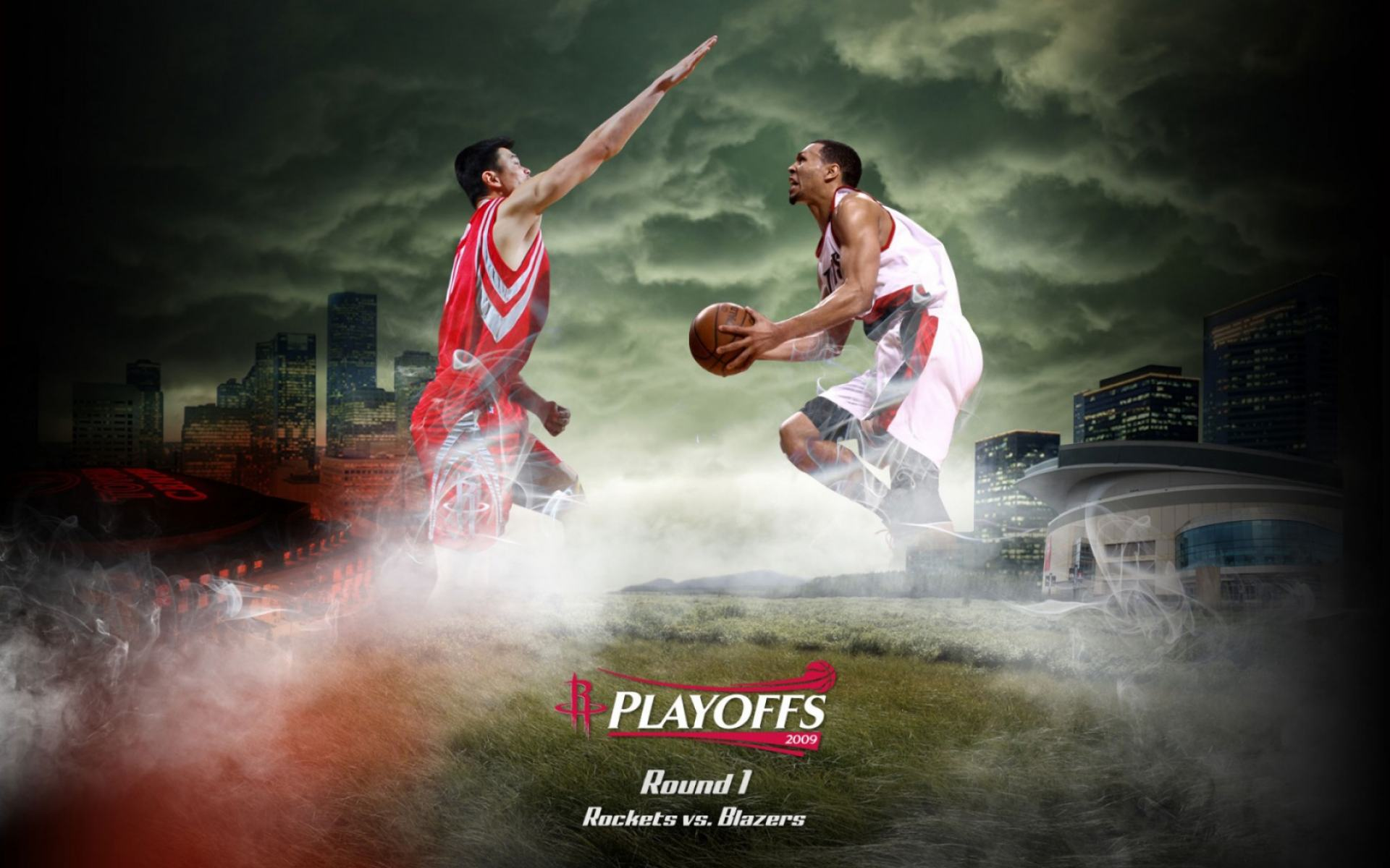 Обои NBA Playoffs 1920x1200