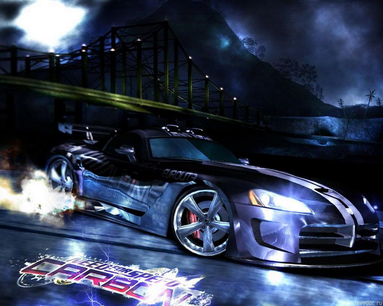 ���� Need for speed Carbon - ��� �������� ����� ���� ���� 1280x1024