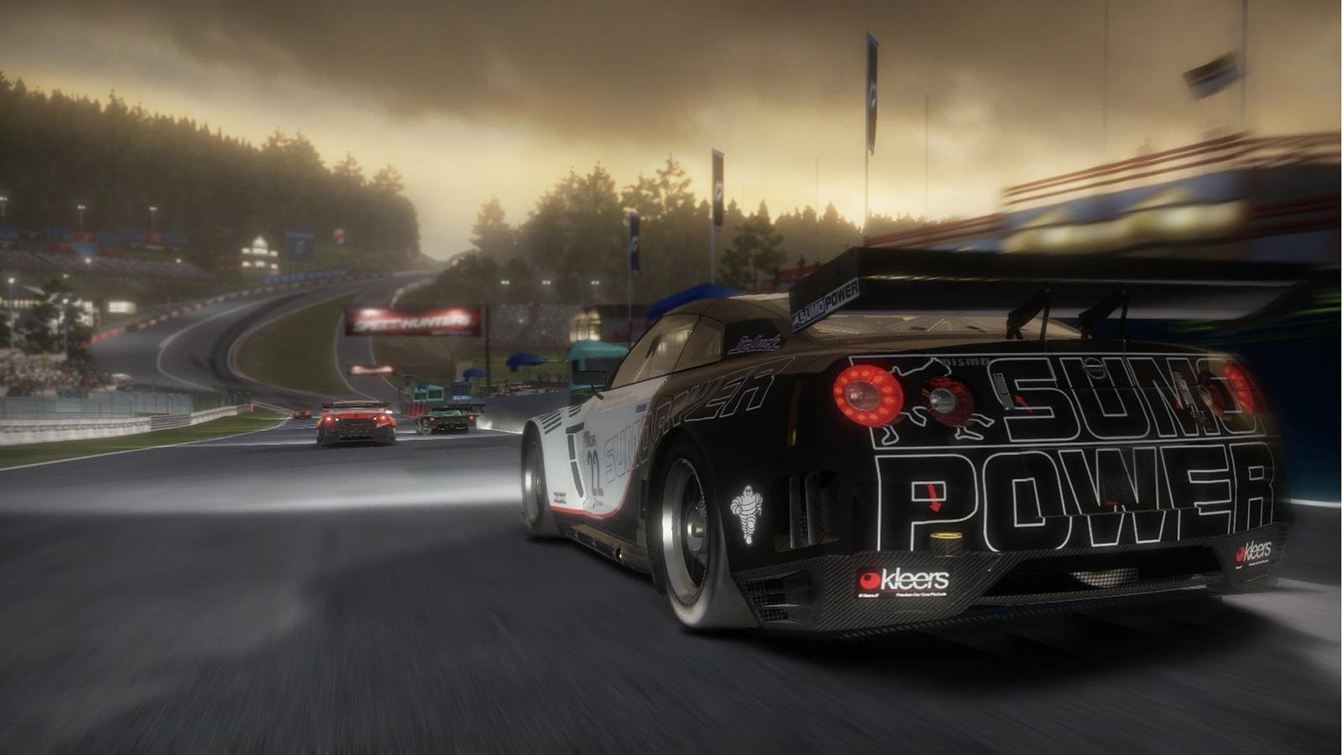 ���� Need For Speed Shift 2 1920x1080