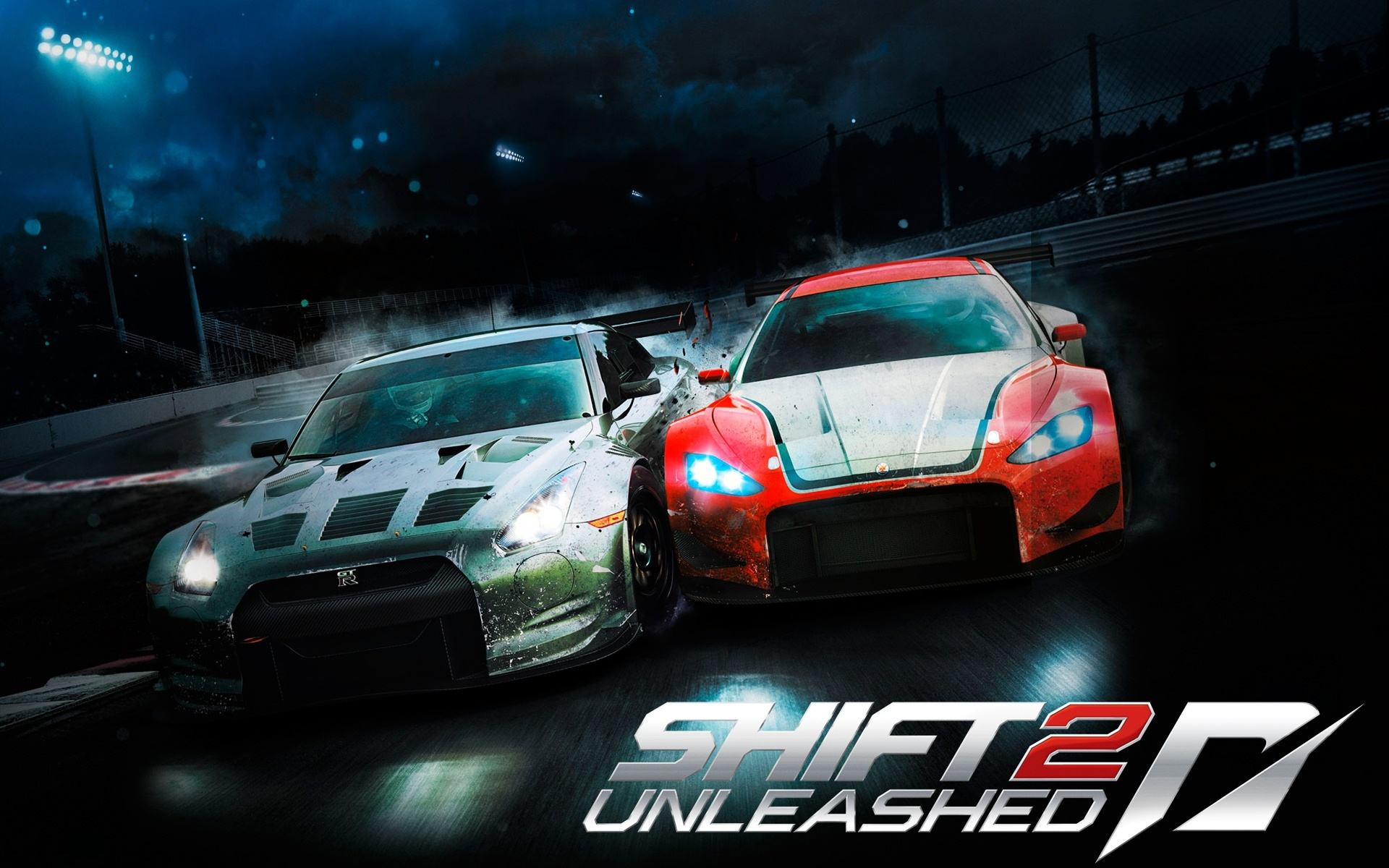 Обои Need for Speed: Shift 2 Unleashed 1920x1200