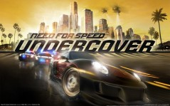 Need for Speed: Undercover / 1920x1200