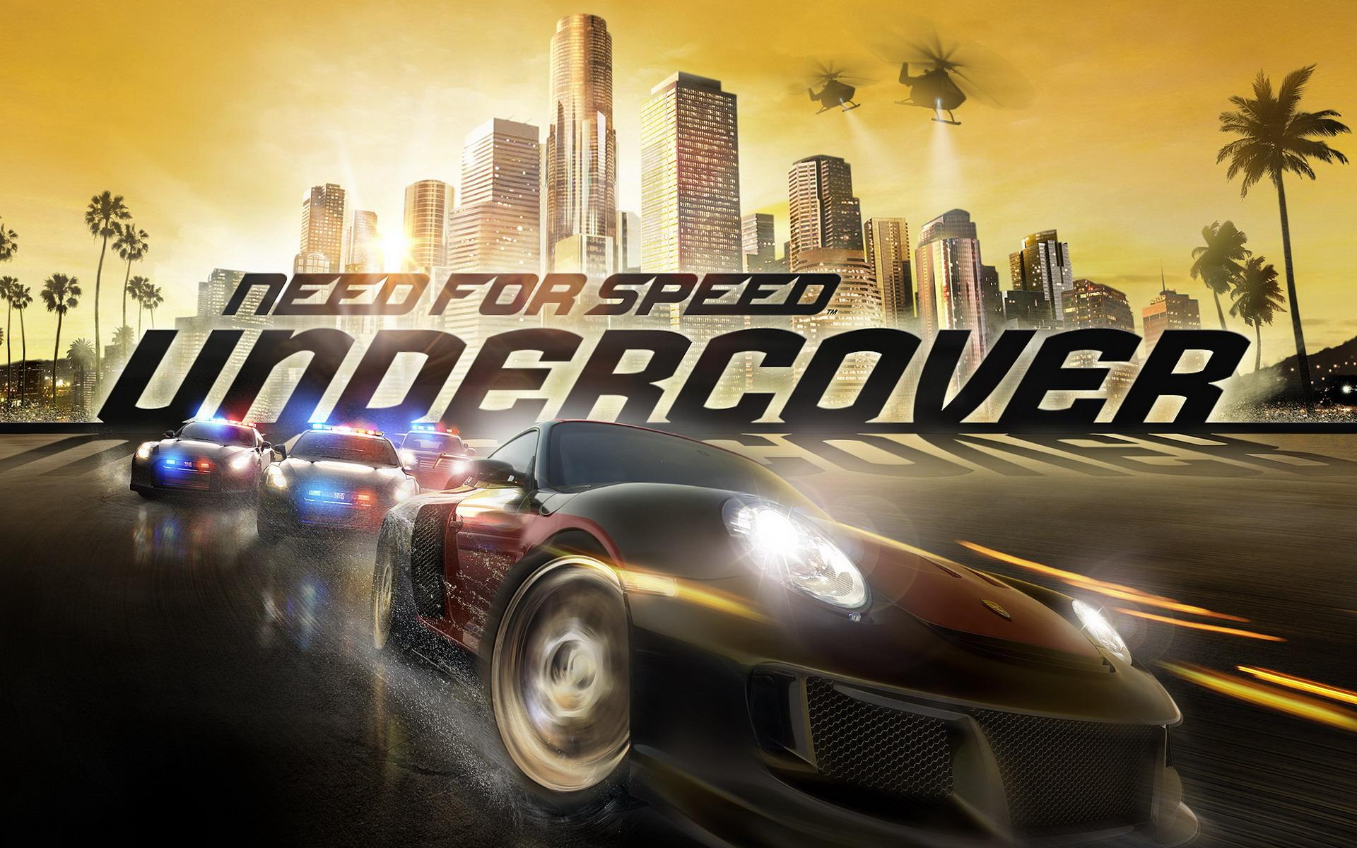Обои Need for speed undercover wide 1920x1200
