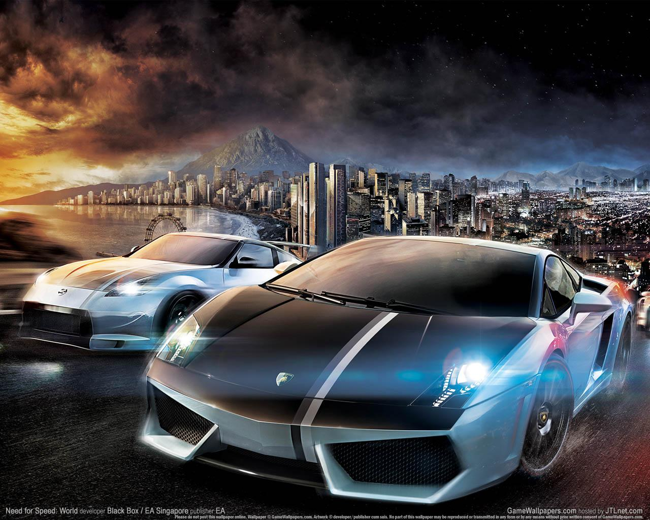 ���� Need for Speed: World 1280x1024