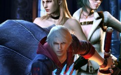 ���� � ������� �� Devil May Cry 4 / 1280x1024