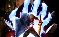 Неро из Devil May Cry 4 / 1280x1024