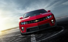 New Chevrolet-Camaro-ZL1 / 1920x1200