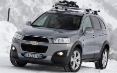 New Chevrolet Captiva / 1920x1200