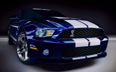 NEW FORD MUSTANG GT 500 / 1280x800