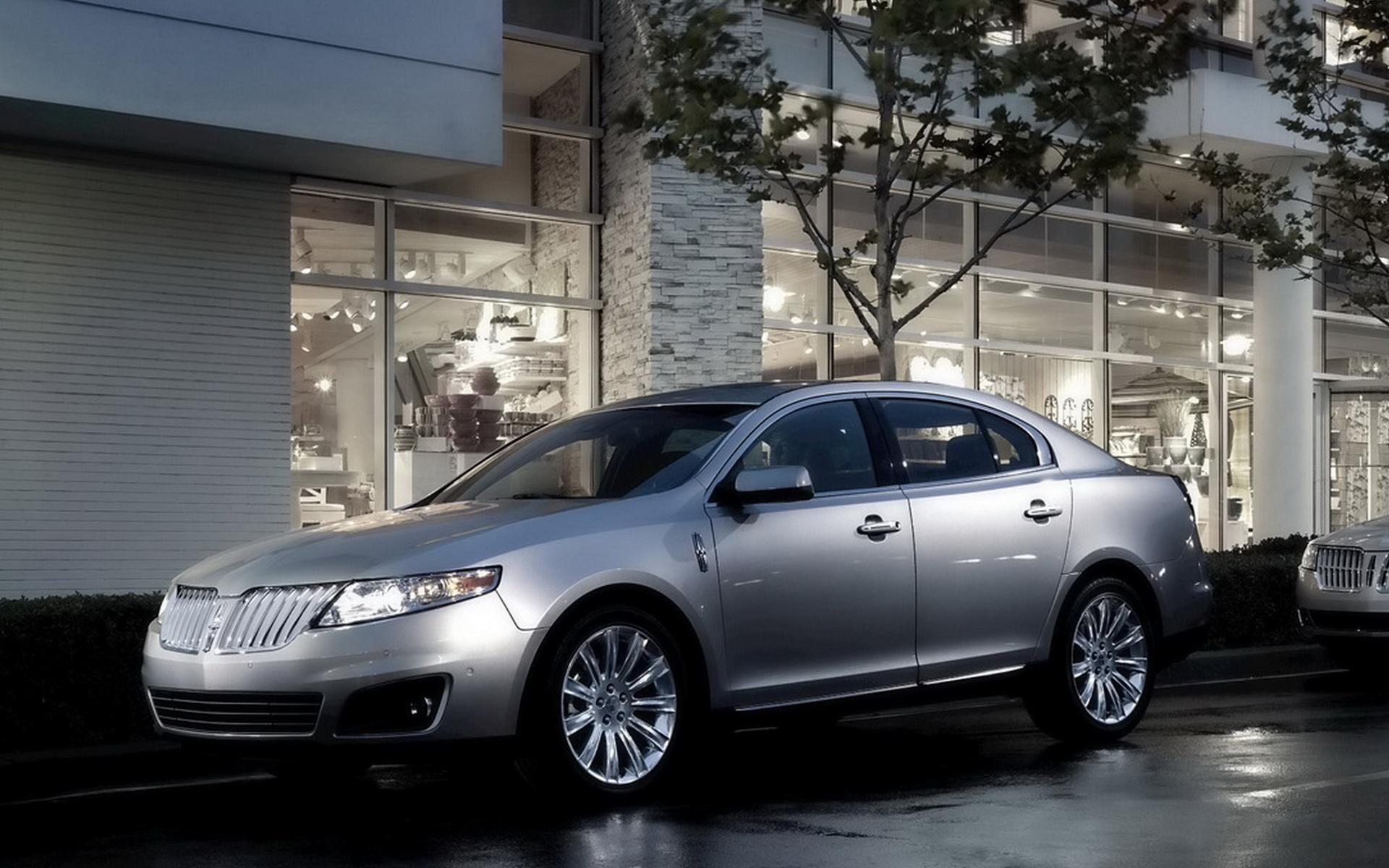 ���� New Lincoln-MKS 1920x1200