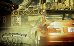 NFS: Most Wanted / 1280x1024