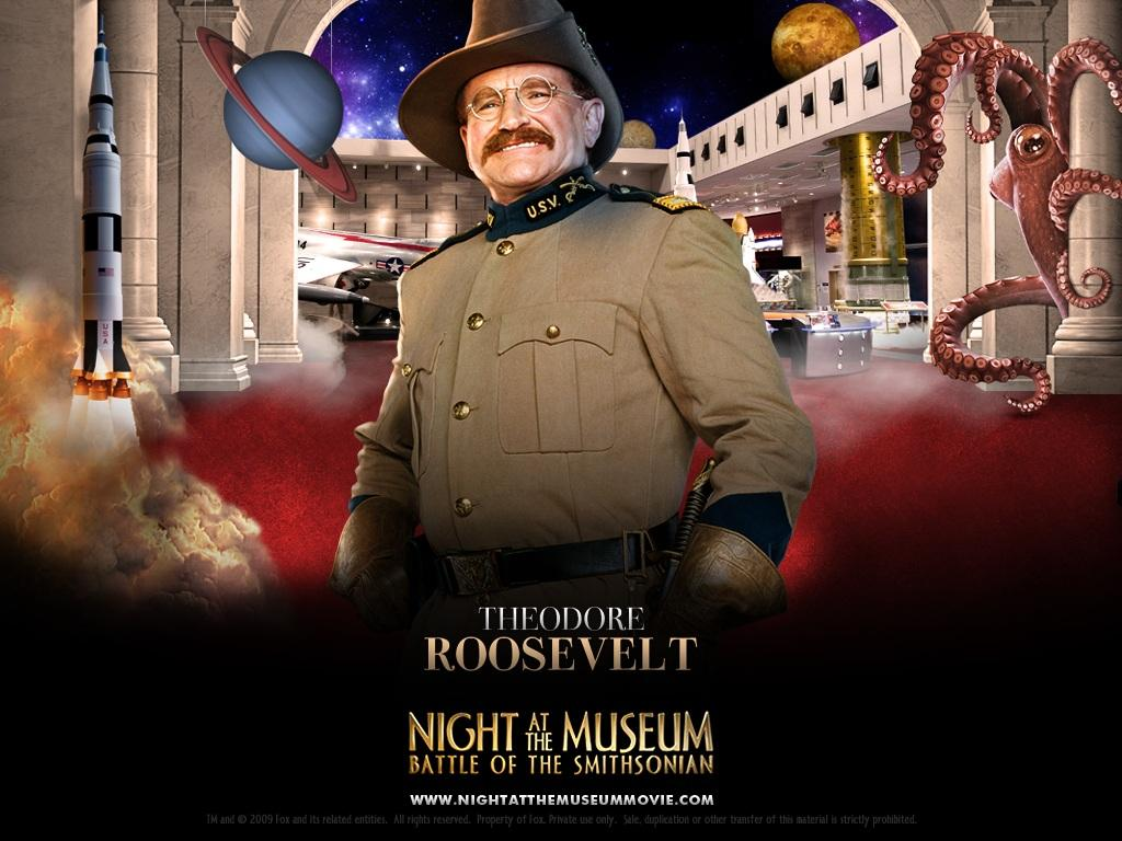 Обои Night at the Museum 2 1024x768