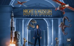 Night at the Museum Battle of the Smithsonian / 1600x1200