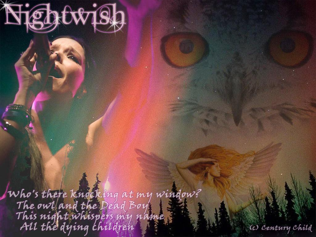 Обои Nightwish 1024x768