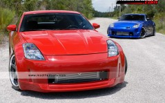 Nissan Twin 350Z Turbo / 1600x1200