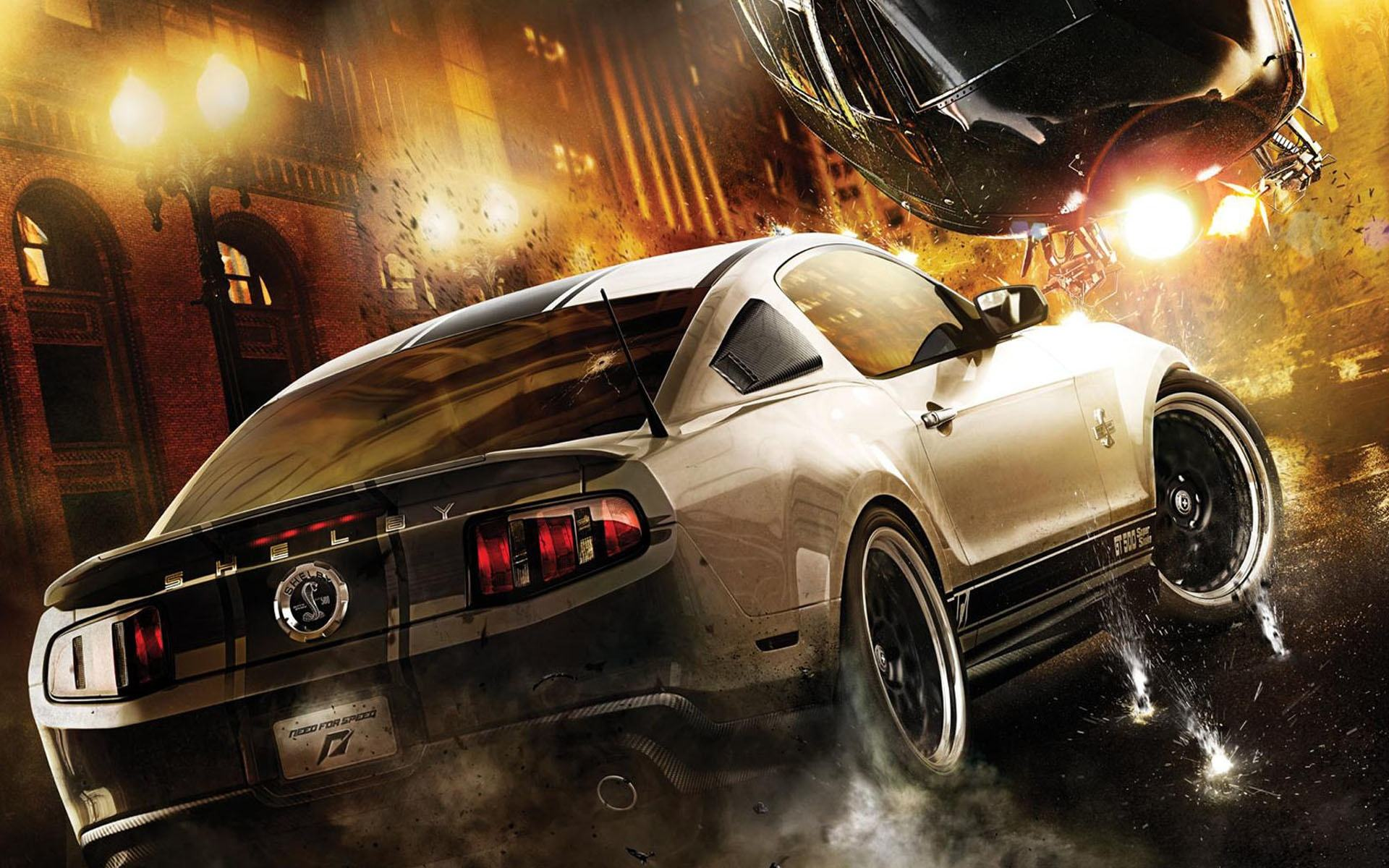 Обои Новая Need for Speed The Run 1920x1200