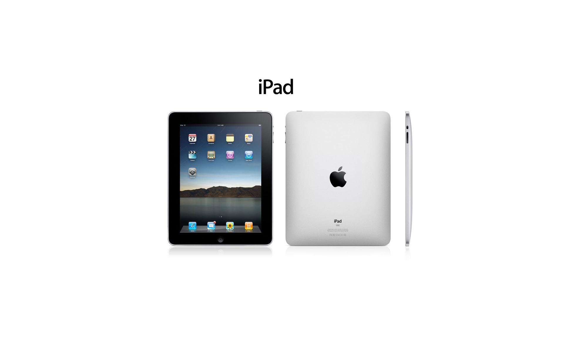 ���� ����� Apple iPad 1920x1200