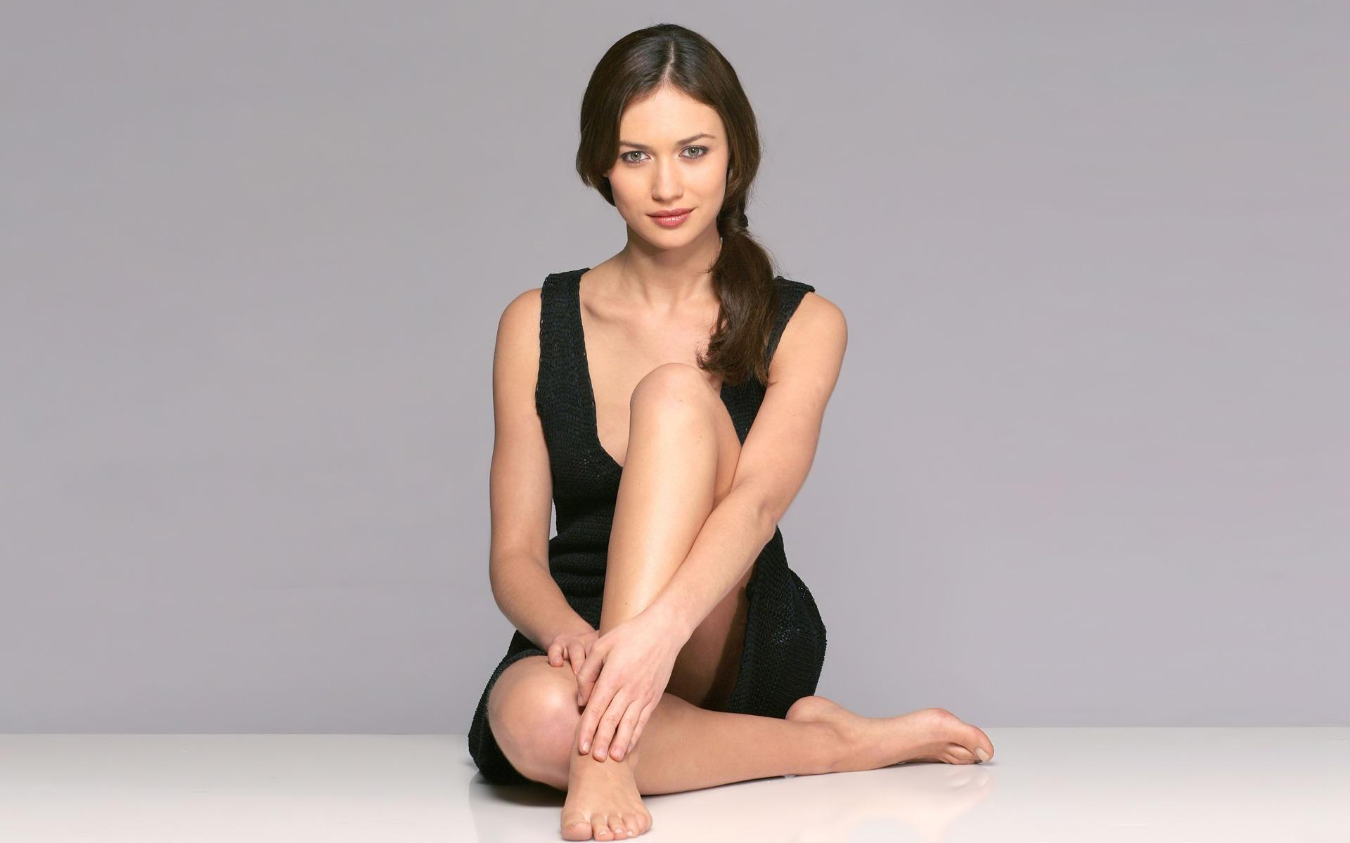 Olga Kurylenko as a Model
