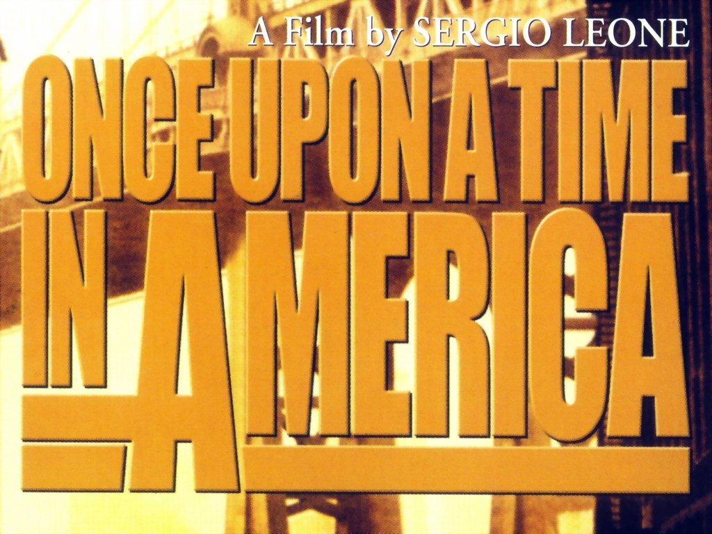 Обои Once Upon a Time in America 1024x768