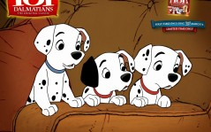 One Hundred and One Dalmatians / 1280x1024