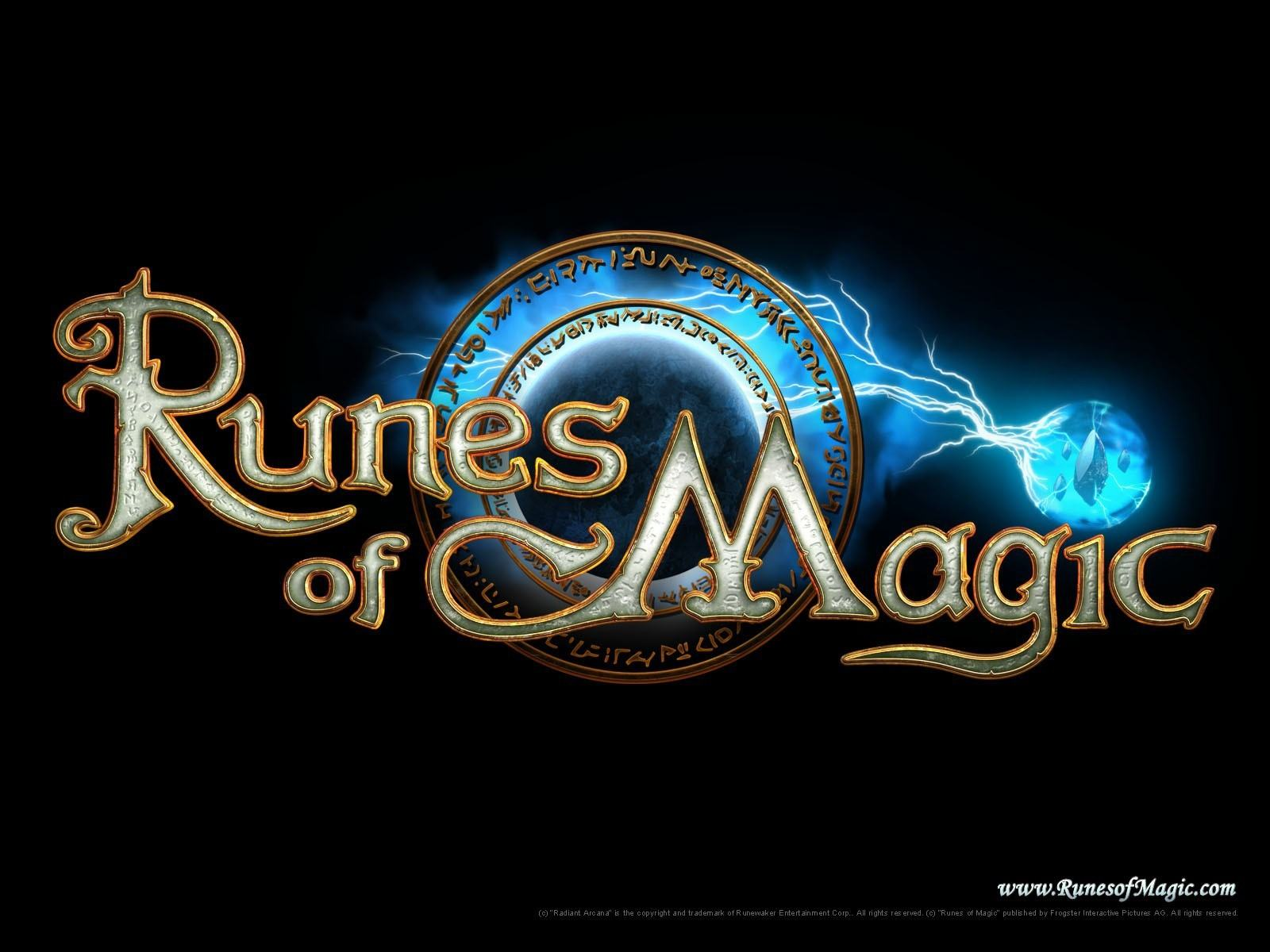 Обои Онлайн ММОРПГ Runes of Magic 1600x1200